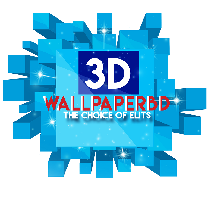 3D Wallpaper BD Logo